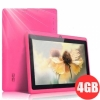 Q88++ 4GB Allwinner A13 DDR3 512MB 7inch Capacitive Screen Android 4.0 Dual