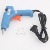 20W Small Mini Hot Melt Glue Gun Blue