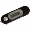 4GB MP3 Player with FM Function Black